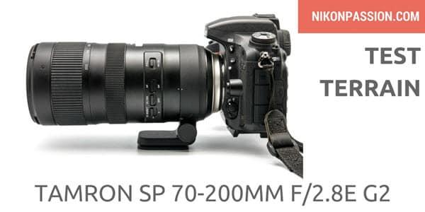 Test Tamron SP 70-200 f/2.8 G2