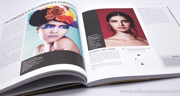 L'éclairage pour la photo de mode et de portrait et 70 plans d'éclairage