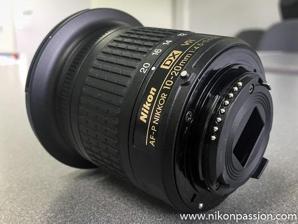 Nikon AF-P 10-20mm f/4.5-5.6 G VR