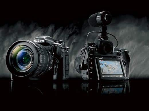 Modes vidéo - nikon d7500 ou nikon D500 - comparatif