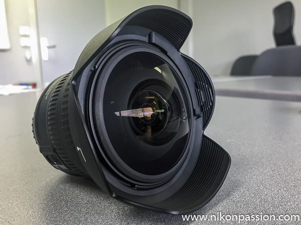 Nikon AF-S Fisheye 8-15mm f/3.5-4.5E ED guide d'achat objectif