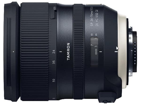 Tamron SP 24-70mm f/2.8 G2