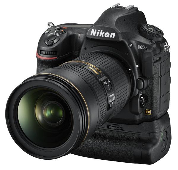 Nikon D850 : présentation et caractéristiques techniques