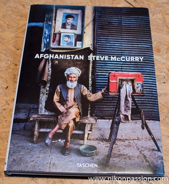 Afghanistan de Steve McCurry, rétrospective en 140 photographies chez Taschen