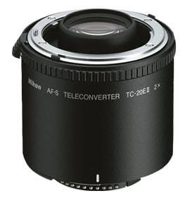 Doubleur de focale Nikon TC-20