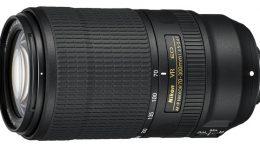 Nikon AF-P 70-300mm ED VR : le téléobjectif