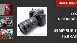 Test Nikon D850