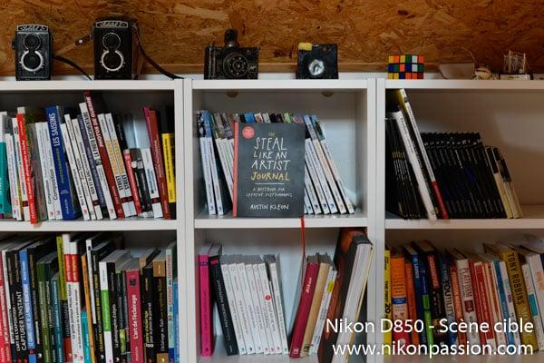Test Nikon D850 sensibilité ISO