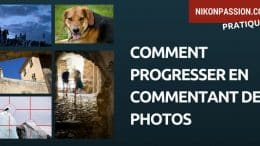 Comment progresser en commentant des photos, tutoriel