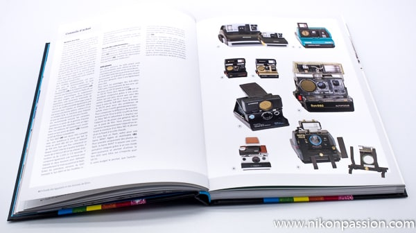 Le grand livre du Polaroid, tous les modèles de Polaroid et comment les utiliser