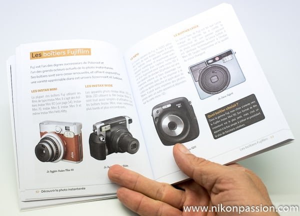 guide pratique de la photo instantanée