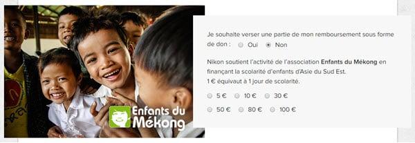 Promotions Nikon 2017-2018, jusqu'à 100 euros remboursés sur reflex, compacts et objectifs