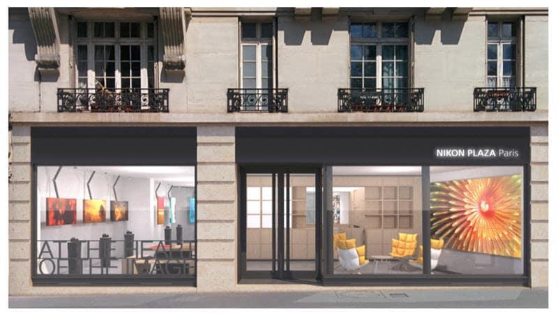 Nikon Plaza Paris, l'espace Nikon Beaumarchais déménage et se transforme