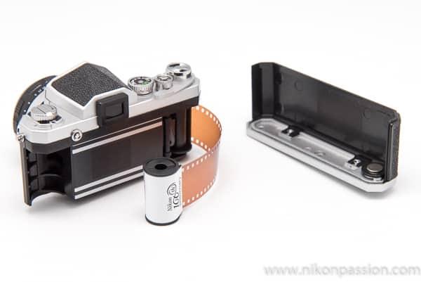 Nikon F + 50mm f/1.4 miniature, édition Spéciale 100 ans Nikon