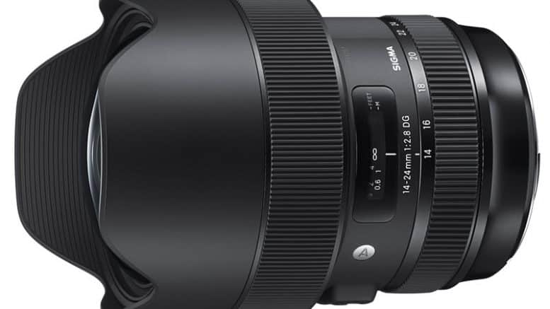 Sigma 14-24mm f/2.8 DG HSM Art