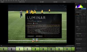 Luminar 2018 mise à jour 1.2 Jupiter : plus rapide et plus performant sur Mac et Windows