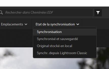 Mises à jour Lightroom Classic CC 7.3