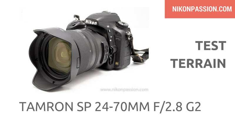 Test Tamron 24-70 f/2.8 G2 : 2 semaines sur le terrain avec le zoom de reportage Tamron