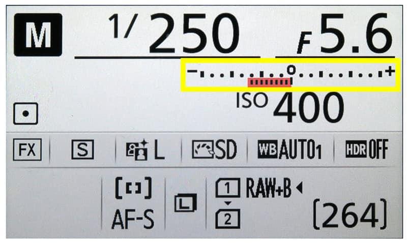 Comment régler l'exposition sur un reflex Nikon