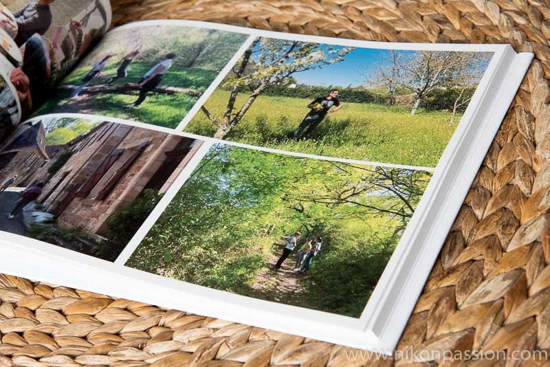 créer un livre de photos