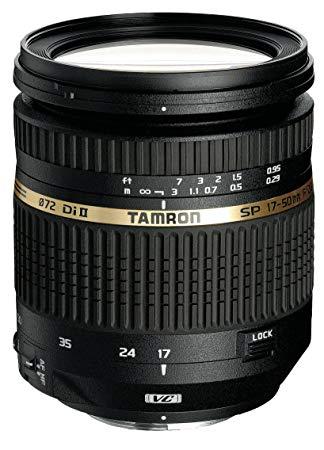 Tamron SP 17-50 mm F/2,8 XR Di II VC