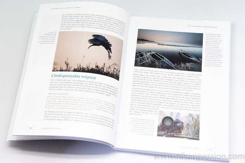 Les secrets de la photo de nature : technique, pratique, matériel par Erwan Balança