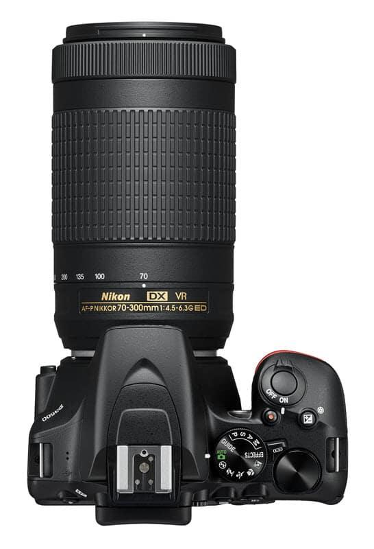 Nikon D3500 : le reflex entrée de gamme moins cher et plus