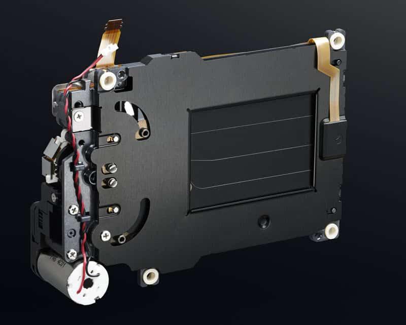 L'obturateur mécanique du Nikon Z 7, appareil photo hybride