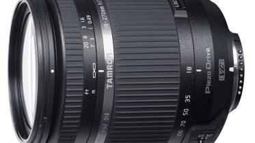 Tamron 18-270 mm F/3.5-6.3 Di II VC PZD : nouvelle version du zoom polyvalent pour reflex Nikon DX
