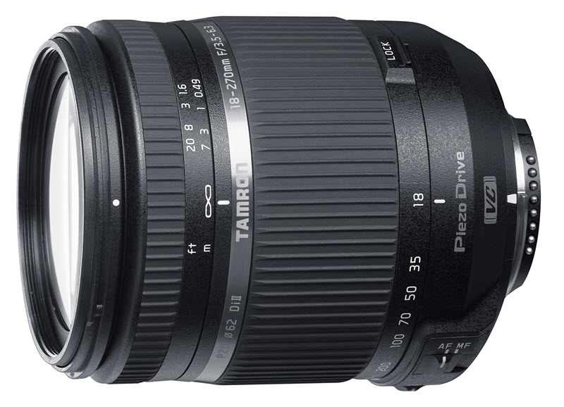 tamron 18 270 mm f 3 5 6 3 di ii vc pzd nouvelle version du zoom polyvalent pour reflex nikon. Black Bedroom Furniture Sets. Home Design Ideas