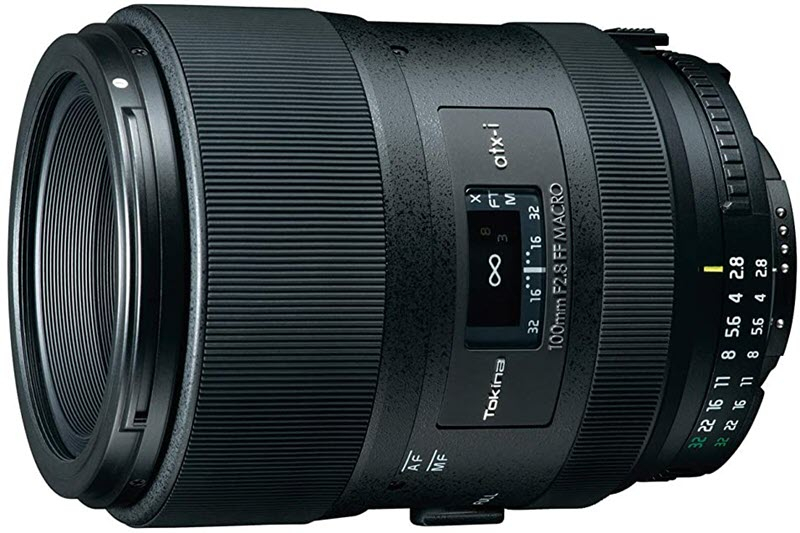 TOKINA ATX-i 100mm Macro F2.8 Nikon F