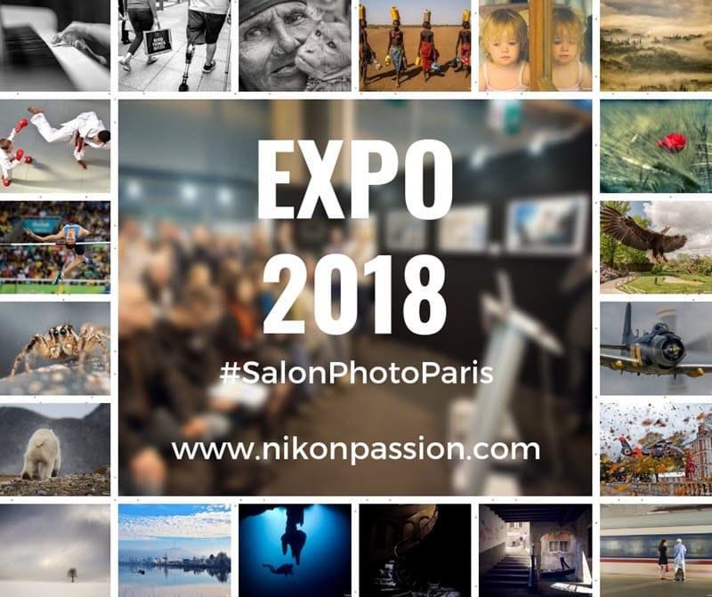 Concours Photo Nikon Passion Salon de la Photo 2018