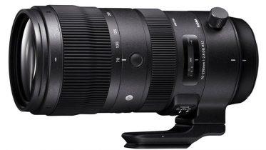 Sigma 70-200mm f/2.8 DG OS HSM Sports : le zoom téléobjectif pro fait peau neuve