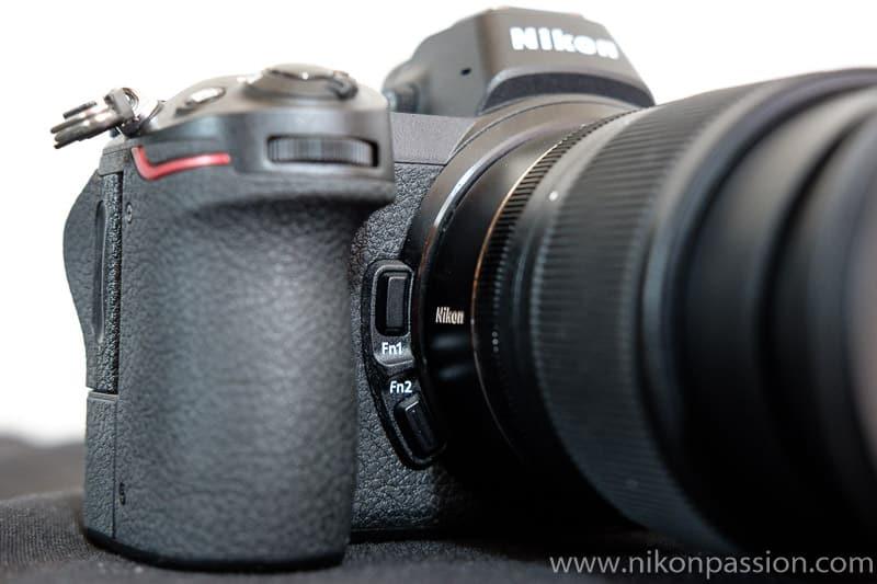 Test du Nikon Z7
