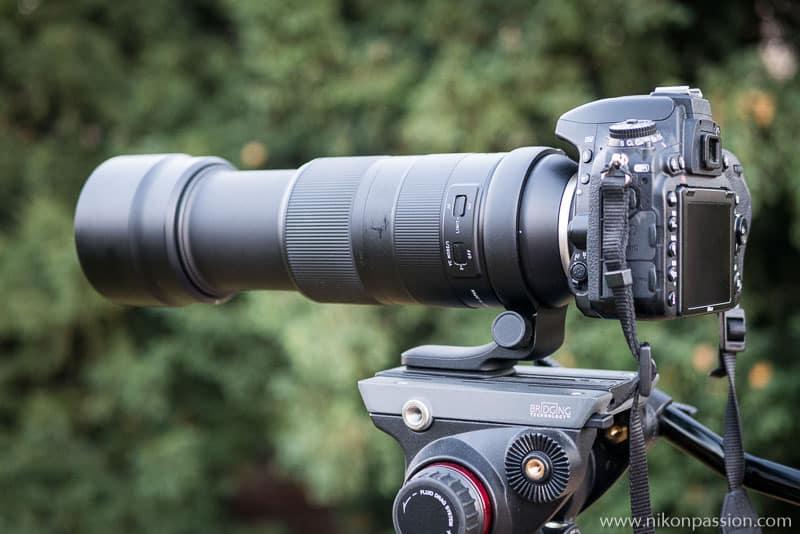 Test Tamron 100-400 mm f/4,5-6,3 Di VC USD, télézoom pour reflex Nikon FX et DX