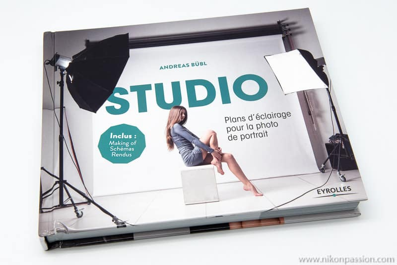 Studio: 8 séries de plans d'éclairage pour la photo de portrait