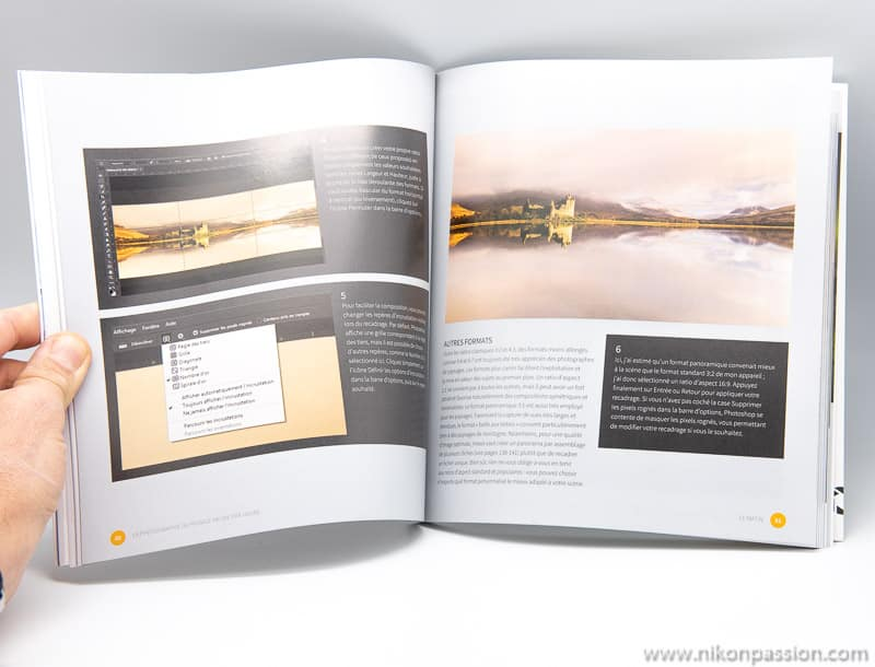 Conseils et exemples pour faire de belles photos de paysage