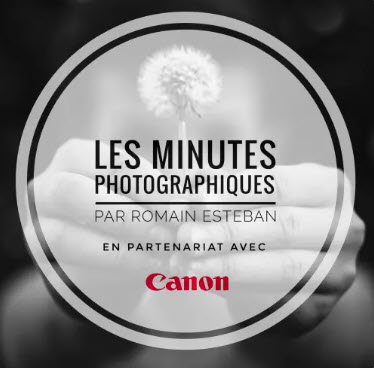 Les minutes photographiques avec Romain Esteban, podcast photo