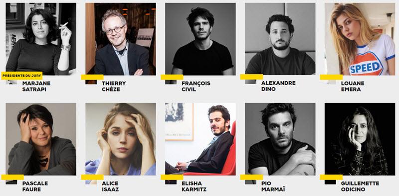 Jury Nikon Film Festival 2019