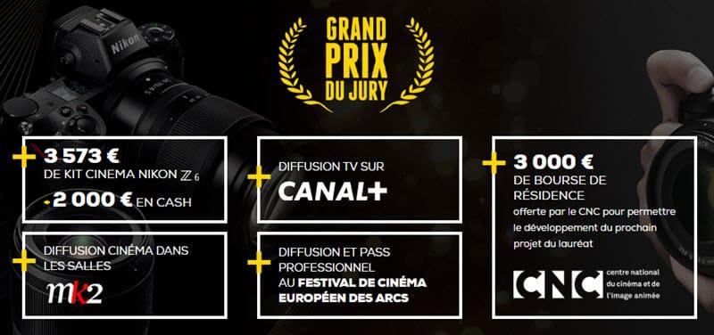 Nikon Film Festival 2019 : les courts-métrages en compétition et l'appel aux votes du public