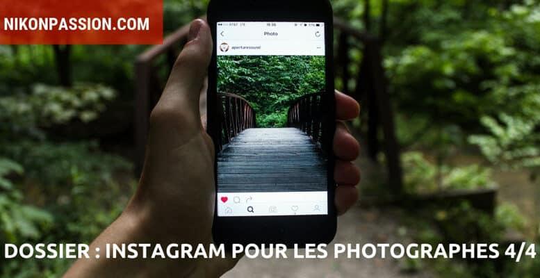 Instagram pour les photographes