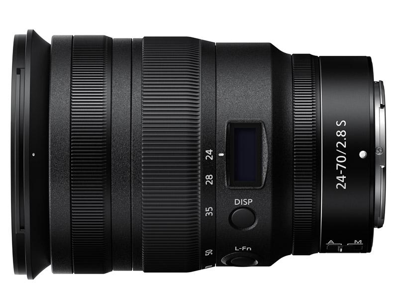 Nikon Z 24-70 mm f/2.8 S