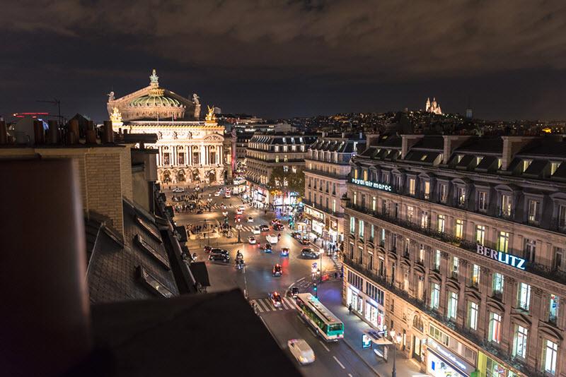 Rencontre avec Phil à Paname, photographe des toits de Paris