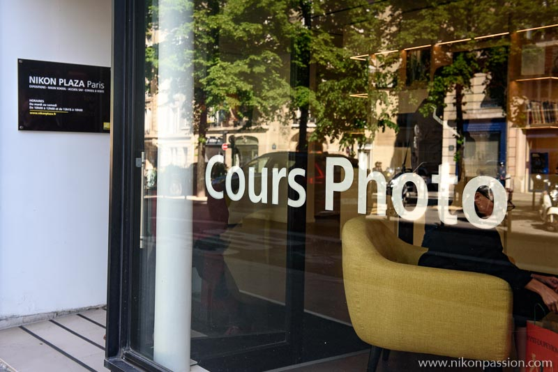 Stage et cours photo à Paris : apprendre la photo avec la Nikon School