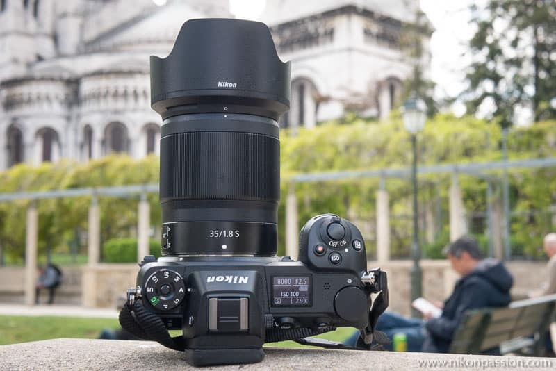 Test Nikon Z 35 mm f/1,8 S