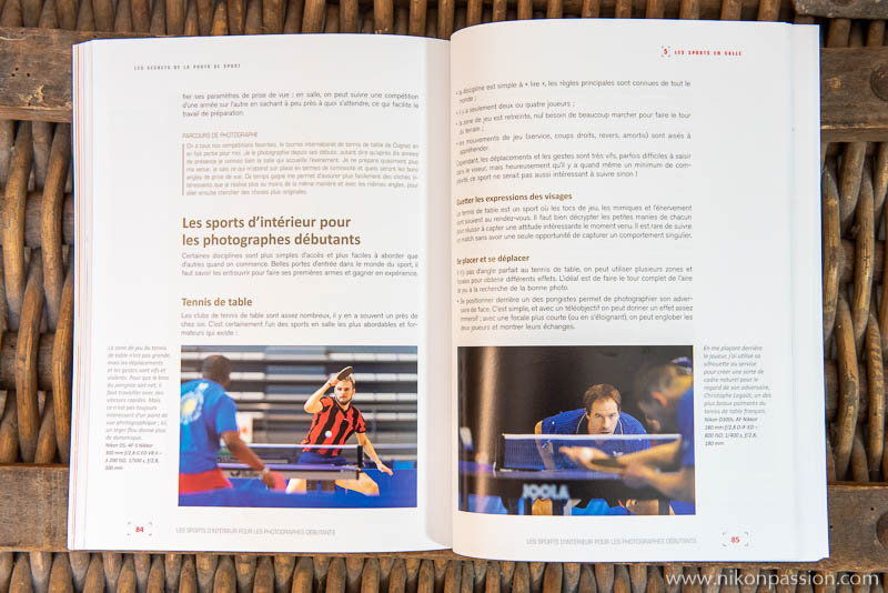 "Le guide ""Les secrets de la photo de sport"" : action, émotion, technique, matériel par Mickaël Bonnami"