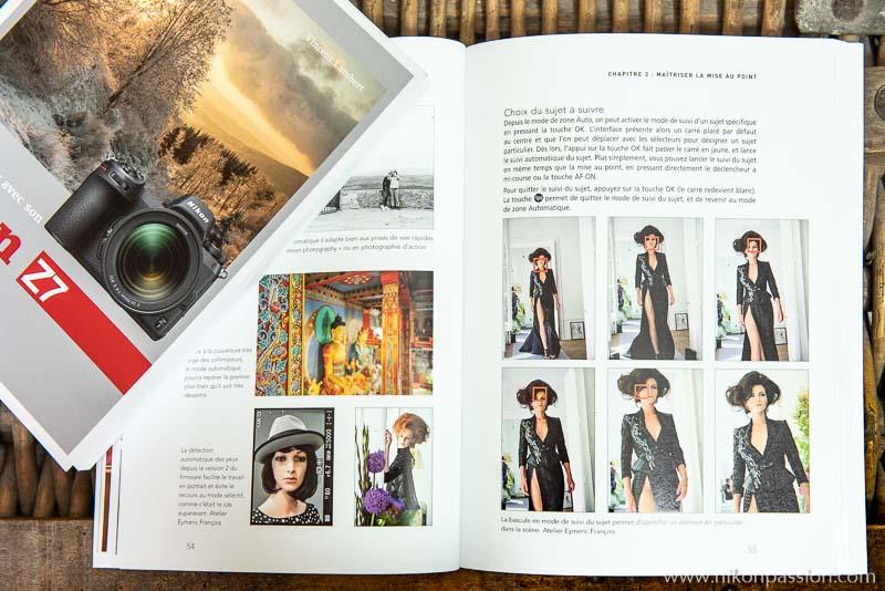 Comment bien utiliser le Nikon Z 6 et le Nikon Z 7 : les guides de Vincent Lambert