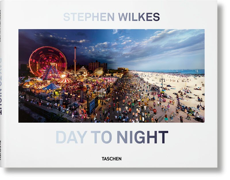 Day to Night, par Stephen Wilkes