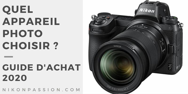 Quel appareil photo choisir : guide d'achat 2020 reflex, hybride, bridge, compact