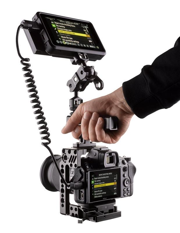 Kit Nikon Z 6 vidéo pour les cinéastes et vidéastes